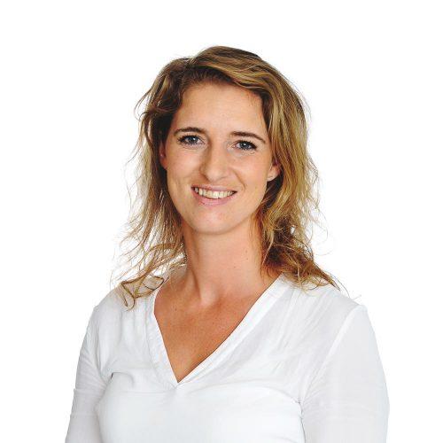 Ervaringsprofessional en Locatiemanager van Human Concern Charlotte Gies