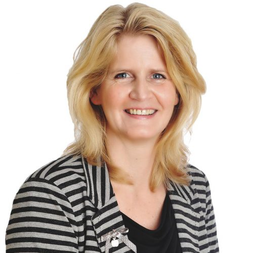 Systeemtherapeut van Human Concern Jacqueline Bult