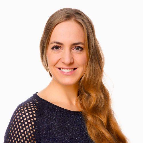 Diëtist Esther van Strijp van Human Concern