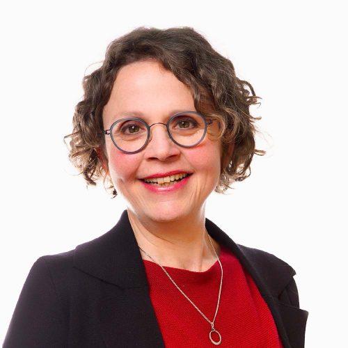 Ervaringsprofessional Eveline Mulder van Human Concern