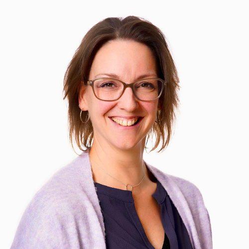 Coördinator Hanneke van der Veeken van Human Concern