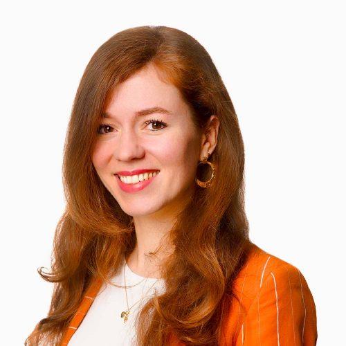 Manager Marketing & Communicatie Inge Rost van Tonningen van Human Concern
