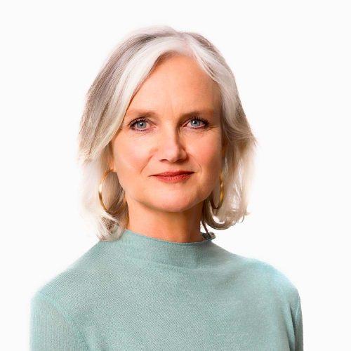 Ervaringswerker Jeanette den Blijker van Human Concern