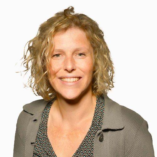 Systeemtherapeut Jojanneke Hamming van Human Concern