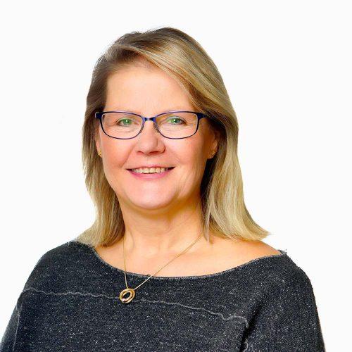 Locatiecoördinator Jolanda Eijpen van Human Concern