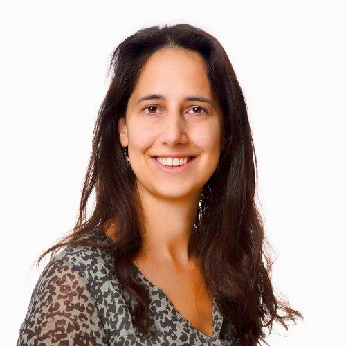 Ervaringsprofessional Naomi Lamens van Human Concern