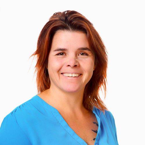 GZ-psycholoog/ Regiebehandelaar Nathalie van der Meer van Human Concern