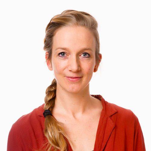 Ervaringsprofessional Sandra van den Oever van Human Concern