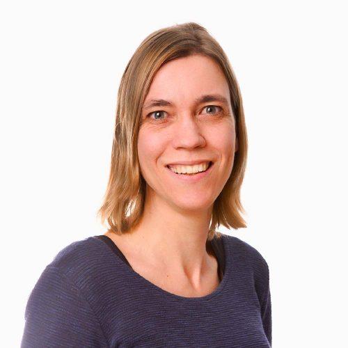 Diëtist Wendela van Aalst van Human Concern