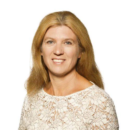 Diëtist Patricia van Buuren van Human Concern